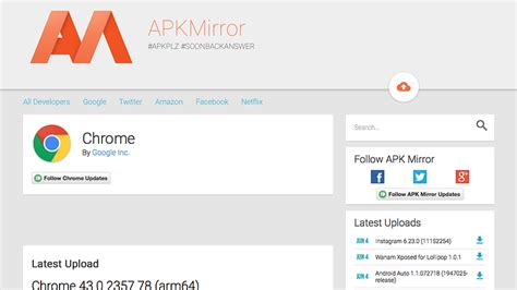 How To Download And Install The Google Chrome Apk File