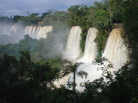 Schönste Wasserfälle Der Welt