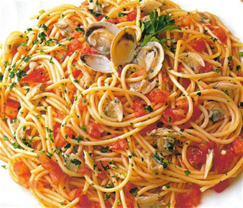 spaghettis aux palourdes sicile