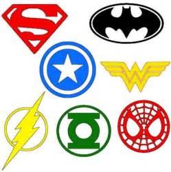 Super Hero Svg File