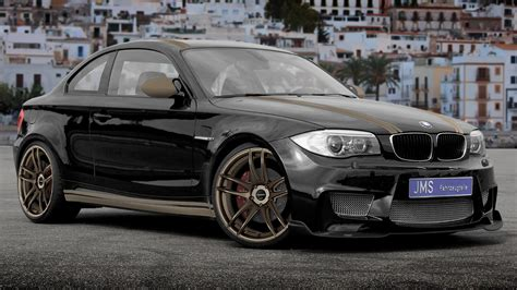 jms previews custom bmw  series  coupe