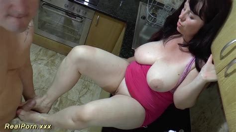 Bbw Stepmom Gives Footjob Alpha Porno