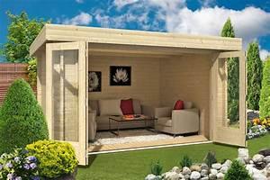 Gartenhaus Mit Aufbauservice : gartenhaus java 44 a iso mit gro er faltt r ~ Whattoseeinmadrid.com Haus und Dekorationen