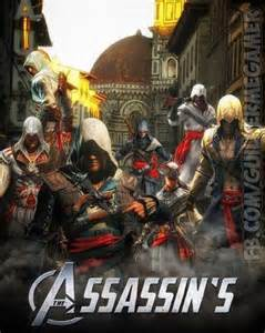 Avengers Assassin's Creed