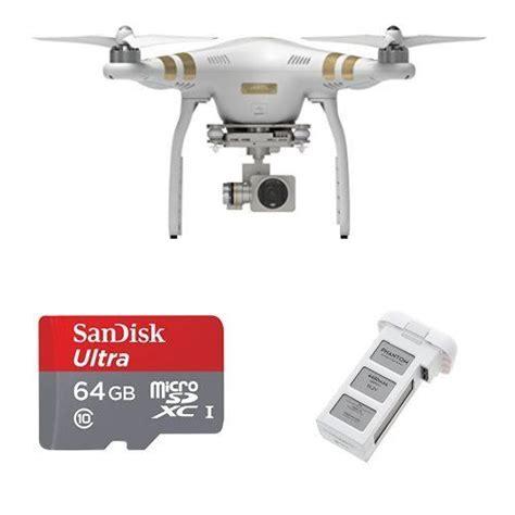 dji phantom  professional quadcopter  battery   gb sandisk card dji phantom
