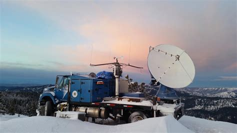 This is a live view of doppler weather radar. Researchers Seed Clouds to Produce Snowfall - Radar Used to Accurately Measure Results