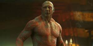 Bautista Was Unsure About Guardians 2 Drax | Screen Rant