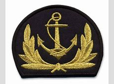 Sailor Patch Custom Embroidered Patches Best Quality