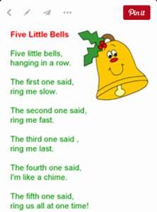 Ten Little Bells [Ordinal Numbers Following Directions