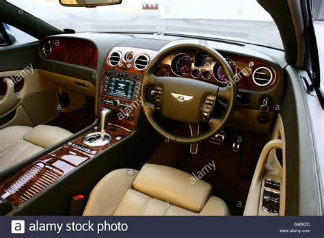 Car, Bentley Continental Gt, Model Year 2003-, Luxury