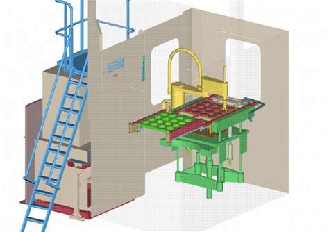 bureau etudes mecanique aménagement ilot de production