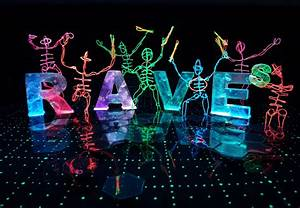 Image Gallery neon rave