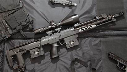 Sniper Rifle Dsr Weapon Weapons Guns Scope