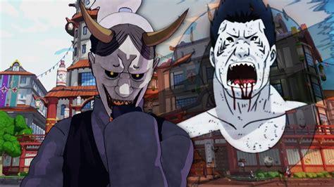 Afrosenju Afrosenju Xl Vs Nightly Inferno The Epic Clash Naruto