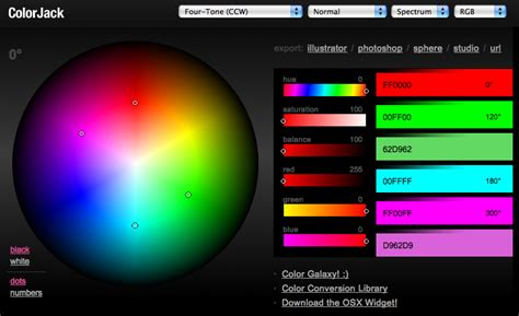color pallete generator 21 stimulating color palette tools for designers sitepoint