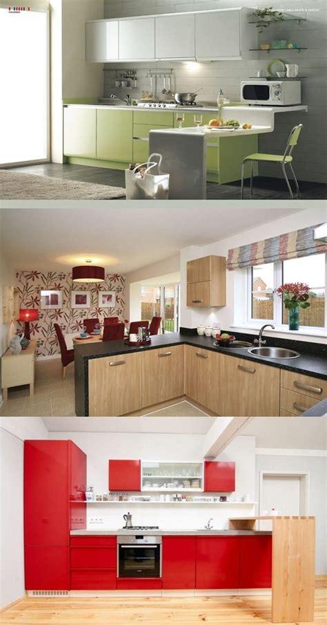 modular kitchen design   small kitchen area