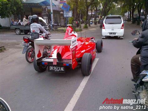 fake ferrari funny ferrari f1 replica car in indonesia gtspirit