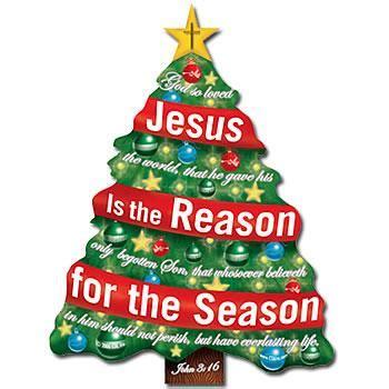 jesus is the reason for the season religious