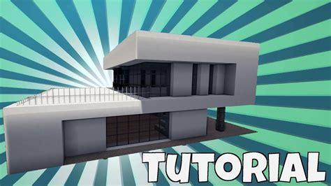 Modernes Haus Minecraft Jannis Gerzen by Minecraft Modernes Haus Bauen Tutorial Haus 52