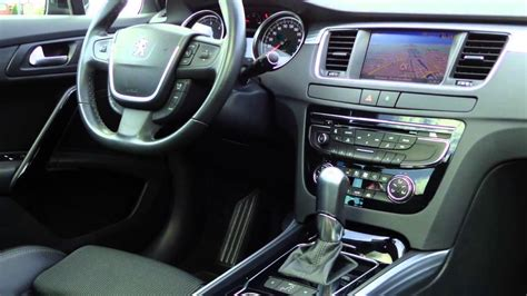 """Peugeot 508 SW 2.2 HDi 204 Pk! Automaat""""GT""""/Head-Up ..."""