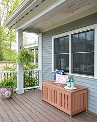 Best 25 ideas about homemade outdoor benches find what youll love diy outdoor storage publicscrutiny Gallery