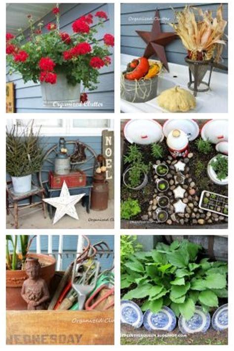 The Yard Gardens Patio Junk Collector Seasons