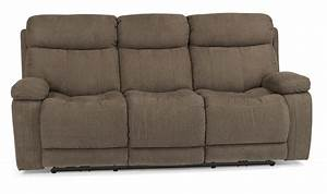 Flexsteel Latitudes Danika Casual Power Reclining Sofa