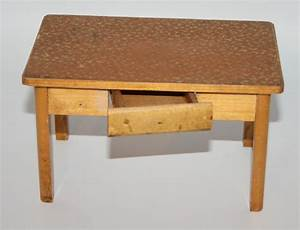 Alter Esstisch Holz : alter holz tisch esstisch f r puppenstube puppenk che ca 1930 40 ebay ~ Orissabook.com Haus und Dekorationen