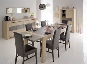 charmant idee deco salle a manger moderne et idee deco With idee deco salle a manger moderne