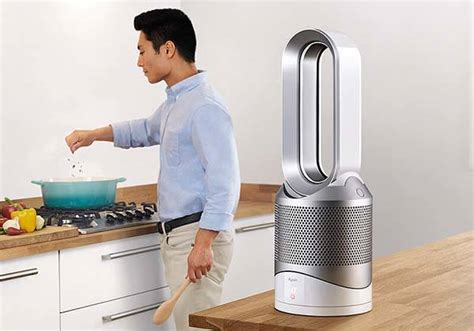 dyson fan and air purifier dyson pure cool link app enabled fan with air purifier