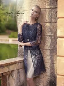 silver bridesmaids dresses carla ruiz 90086 navy blue lace coat dress navy and silver grey