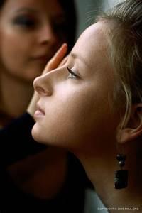 Strobist Meeting Make-up Ii