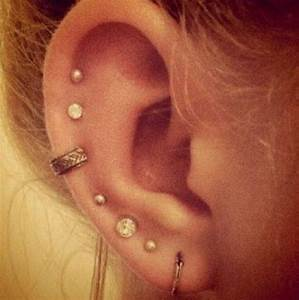 17 Best images about Cute Ear Piercing Pictures/Videos on ...
