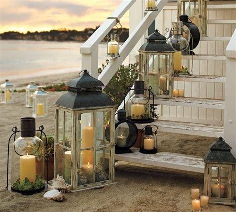 Windlicht Deko Ideen by Sommer Deko Ideen Windlichter Laternen Sand Treppen Kerzen