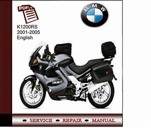 Bmw K1200rs 2001-2005 Service Manual