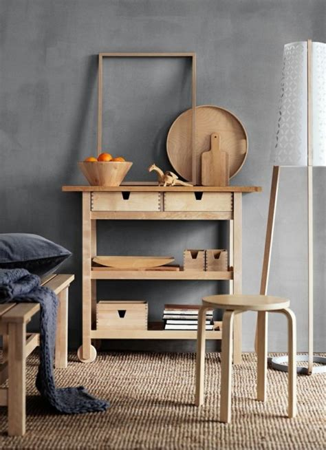 ikea foerhoeja cart ideas   home digsdigs