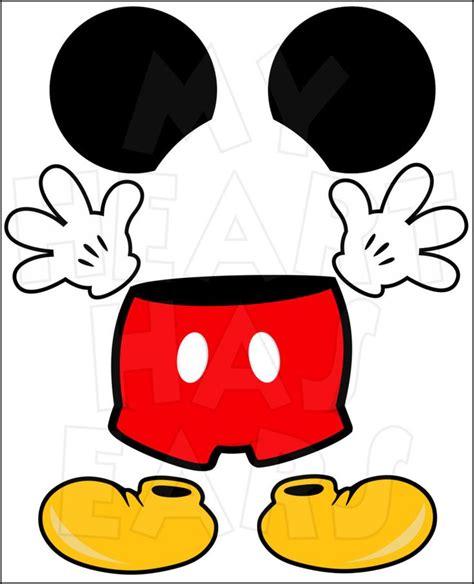 Mickey Mouse Clipart Mickey Mouse Clipart 101 Clip