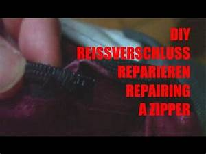 Reißverschluss Zipper Kaputt : rei verschlu reparieren repairing a zipper diy youtube ~ Orissabook.com Haus und Dekorationen