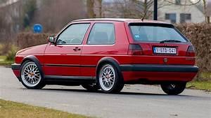 Volkswagen Golf Mk 2 Project Build