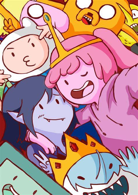 foto de Adventure Time: Selfie Time by lucky1717123 on DeviantArt