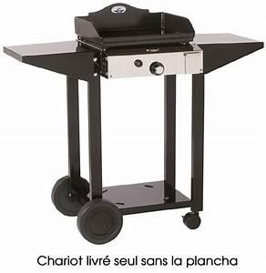 Chariot Plancha Forge Adour : forge adour iberica 450 acier ~ Nature-et-papiers.com Idées de Décoration
