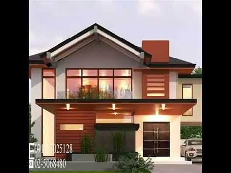 simple  elegant  story house design youtube