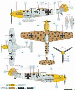 Messerschmitt Bf 109 Paint Schemes   Car Interior Design