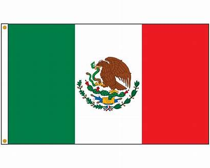 Flag Mexico Flags Mexican Country North America