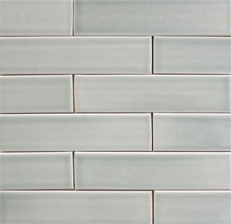 light gray backsplash tile kiln ceramic modwalls 2x8 brine light gray ceramic tile ceramics kitchen backsplash and