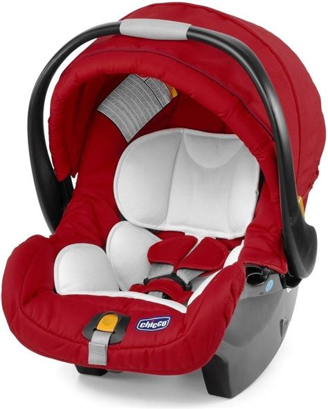 chicco keyfit  car seat red usa