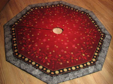 octagon tree skirt in asian by miladycreations