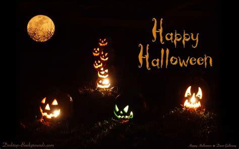 Happy Halloween Desktop Wallpapers  Wallpaper Cave