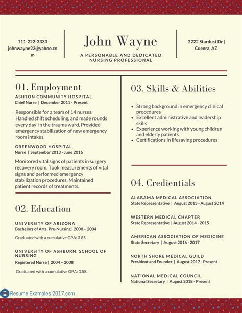 Writing A Resume 2017 by Review Our Updated Resume Exles 2017 Resume Exles 2017