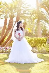 a romantic outdoor wedding at four seasons las vegas With romantic las vegas wedding
